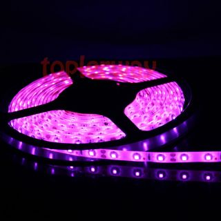 Waterproof 3528 SMD 300 LED Flexible Light Strip Lamp for Car