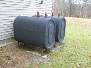 Fuel oil Tanks 275 Gallon Complete