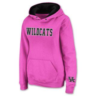 Kentucky Wildcats Womens NCAA Pullover Hooded Sweatshirt