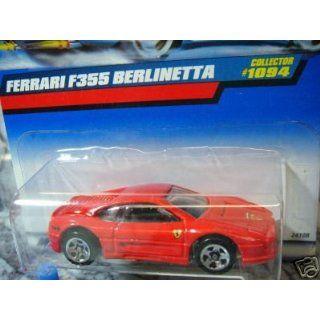 Mattel Hot Wheels 1999 164 Scale Red Ferrari F355
