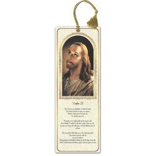 Holy Prayer Card Bookmark Set Head Of Jesus Christ Spanish Laminated