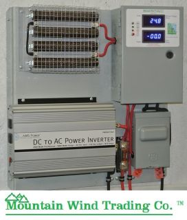 Controller Board 24 Volt for Wind Turbine Generator Solar PV