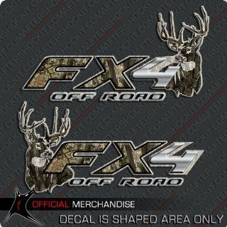 FX4 Truck Deer Hunting Camo Decals Archery F 150 F 250