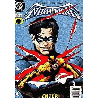 Nightwing (1996 series) #55: DC Comics: Books