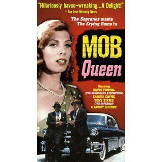 Mob Queen [VHS] David Proval, Dan Moran, Candis Cayne