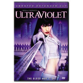 Ultraviolet (Unrated, Extended Cut) Milla Jovovich