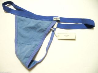 A96 Gilly Hicks by Abercrombie Soft Stretch Cotton G String Thong
