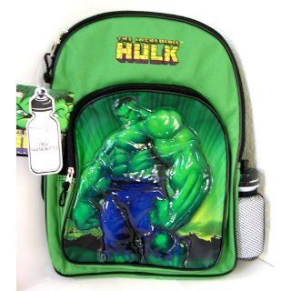The Incredible Hulk Full Size School Backpack Toys