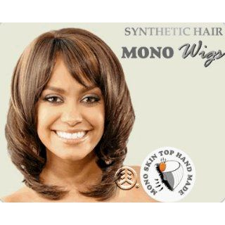 Janet Collection Synthetic Mono Wig Fatima Color FR4/27