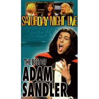 Saturday Night Live: Best of Adam Sandler [VHS