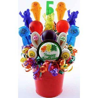 A Sweet Celebration Baby Candy Bouquet