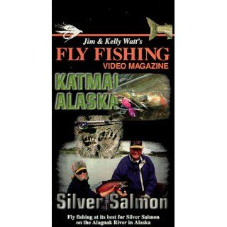 Fly Fishing Video Magazine Vol. 52 Katmai Alaska Silvers