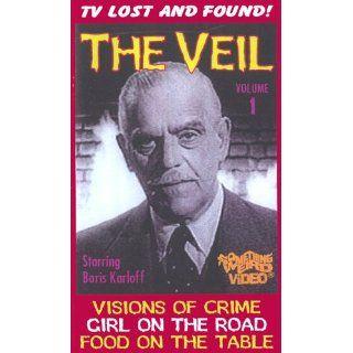 The Veil Volume 1 [VHS] Tod Andrews, Patrick Macnee