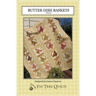 : Fig Tree Quilts Baskets Quilt 73 x 75 Inches: Arts, Crafts & Sewing