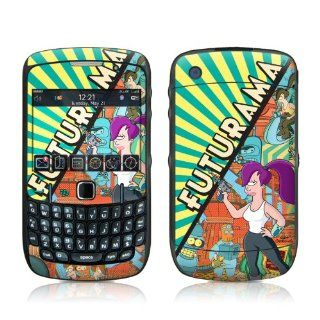 Leela Design Skin Decal Sticker for Blackberry Curve 8500