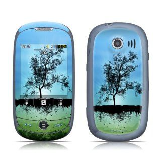 Flying Tree Blue Design Protective Skin Decal Sticker for