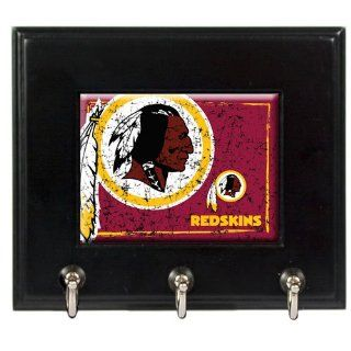 BSS   Washington Redskins NFL Wood Keyhook Rack