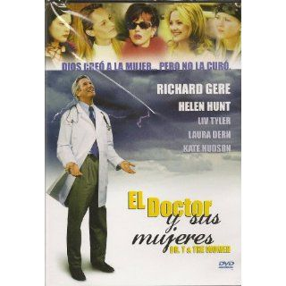 El Doctor y sus Mujeres (Dr. T & The Women) [*Ntsc/region