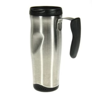 Thermos Raya Stainless Thermax Travel Mug 16oz Hot Cold