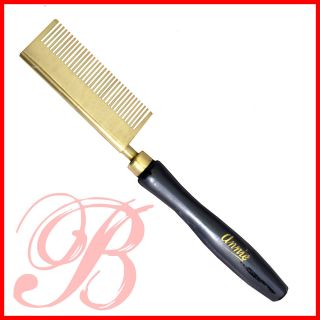 Annie Hot Comb Straightening Tools Size Shape Choice