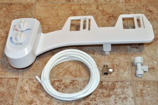 Bidet Toilet Attachment Hot Cold Water Non Electric BI2000