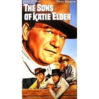 The Sons of Katie Elder Dean Martin John Wayne, Michael