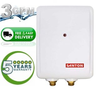 Tankless Instant on Demand Hot Water Heater 3 GPM Whole House