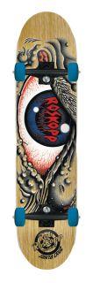 Santa Cruz Roskopp Eye 7 9 Complete Skateboard