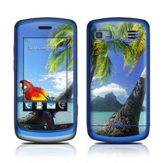 Tropics Design Protective Skin Decal Sticker for LG Xenon
