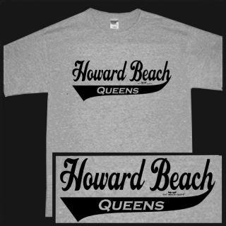 Howard Beach Queens New York City NYC NY SS T Shirt