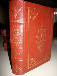 The Life and Times of William Howard Taft by H Pringle Vol I