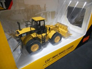 Caterpillar Construction Collection Cat 980G Wheel Loader