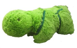 Pet Pillows Soft Plush Stuffed Animal Pillow Pet Green Turtle