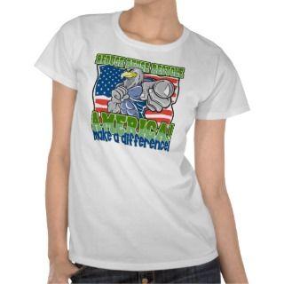 Environmental America T shirts