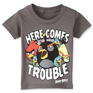 Angry Birds Here Comes Trouble Boys T Shirt Boys,Size2T
