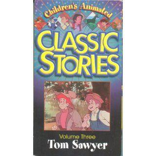 Classic Stories Vol.3 Tom Sawyer Movies & TV