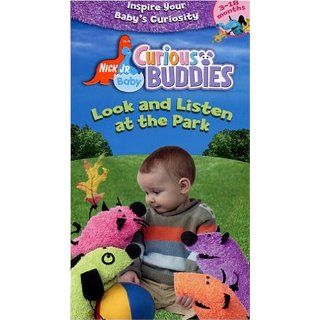 Nick Jr. Baby Curious Buddies   Look and Listen at the