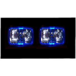 87 97 NISSAN HARDBODY PICKUP HALO XENON HEADLIGHT CONVERSION KIT