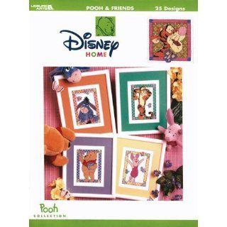 Pooh & Friends (Leisure Arts #3156) [Paperback] by Debbie
