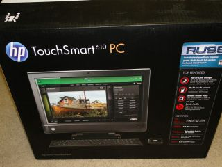 HP TouchSmart 610 Intel Core i5 2 80 GHz 14GB RAM 1TB 23 Inch