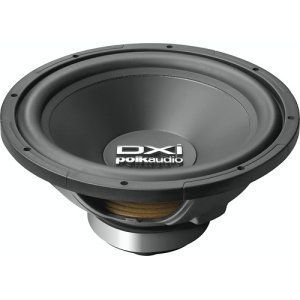 Polk Audio DXI124 SVC 12 inch Subwoofer