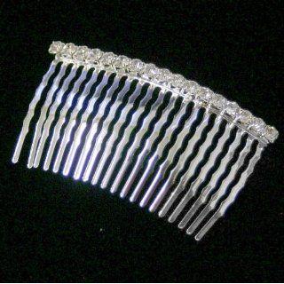 Bridal Princess Wedding Diamond single Row Crystal Hair