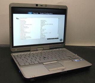 HP EliteBook 2740p Tablet Core i5 2.53GHz / 2GB RAM Laptop Notebook