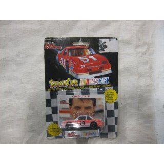 NASCAR #19 Chad Little Tyson Chicken Racing Team Stock Car