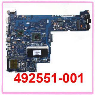 492551 001 HP EliteBook 2530p Series Laptop Motherboard System Board