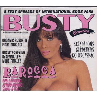 BUSTY BEAUTIES 9/97 (SEPTEMBER 1997 SaRENNA LEE): HUSTLER MAGAZINE
