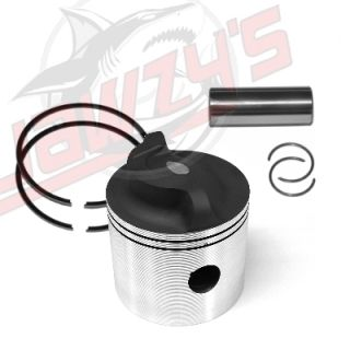 Wiseco Piston Kit Mercury Sport Jet 3 Cylinder 90HP 1996 Std