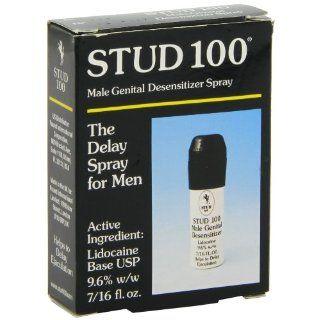 Stud 100 Male Genital Desensitizer Spray, 7/16  Fl. Ounce