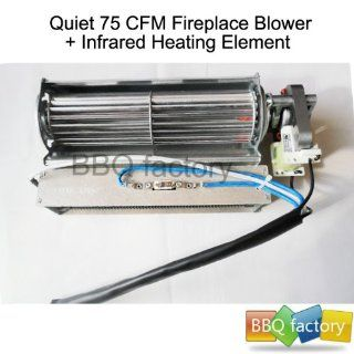 PayandPack   Replacement Fireplace Fan Blower for Heat
