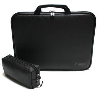 HP G72 17 3 inch Laptop Notebook Case Sleeve MemoryFoam Faux Leather
